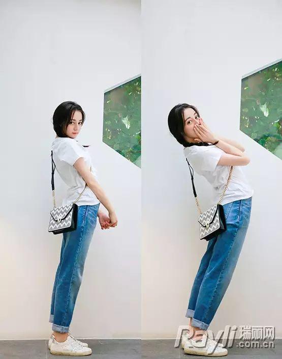 迪麗熱巴の画像