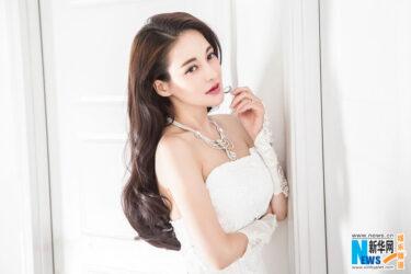 【中国の都市別美人ランキング1位】ハルビンの美人女優の紹介!