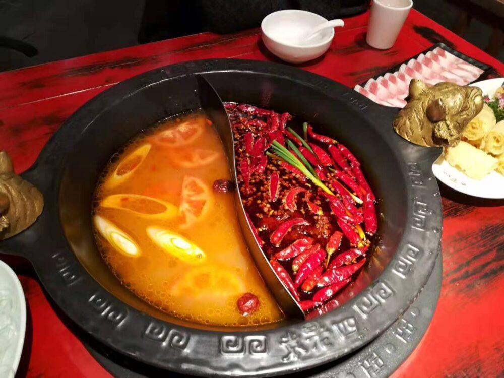 火鍋の写真