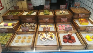 蘇州の観光地で日本人の知らない名物のローカルお菓子を日帰りで廻るモデルコースの紹介