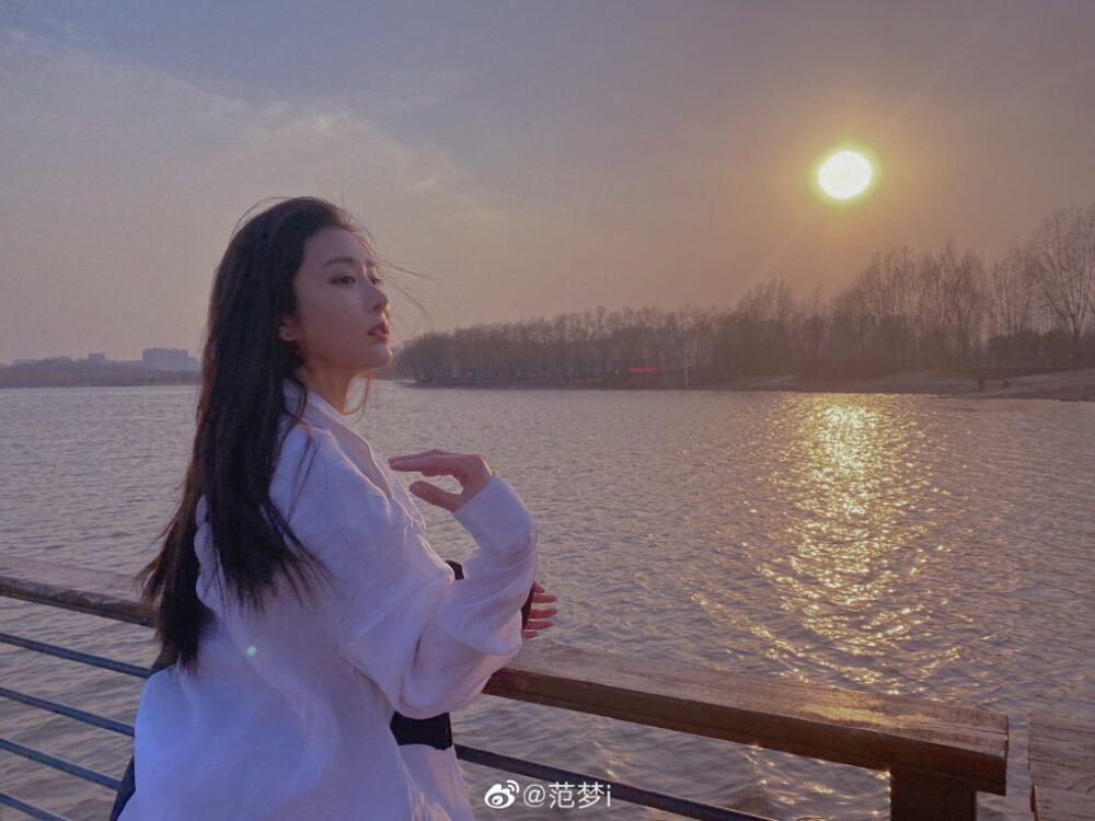 河南省鄭州市 范梦の写真②