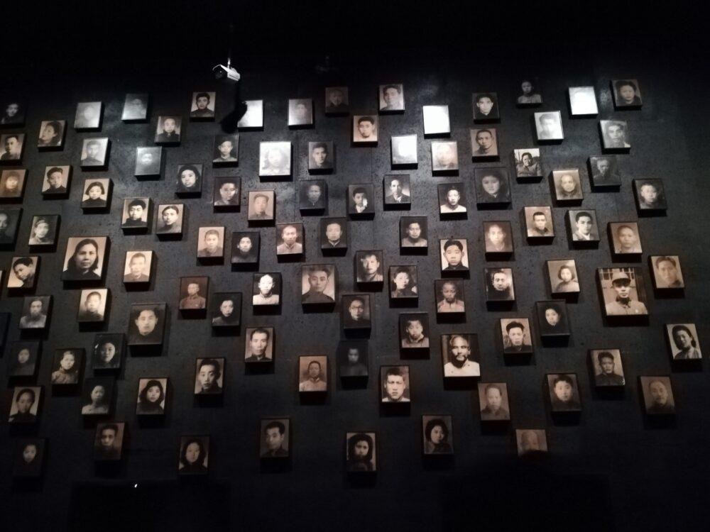 南京大虐殺記念館の写真