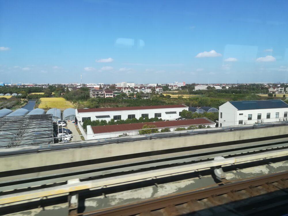 16号線からの風景の写真