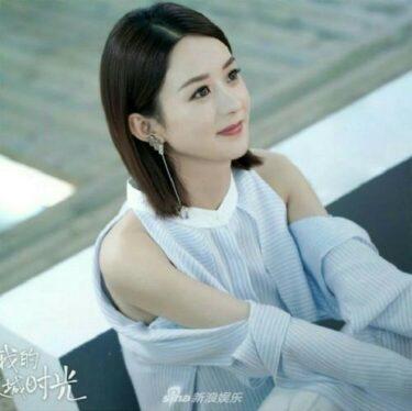 中国人女優の趙麗穎(チャオリーイン)とは?【男性ファンは彼女の虜】