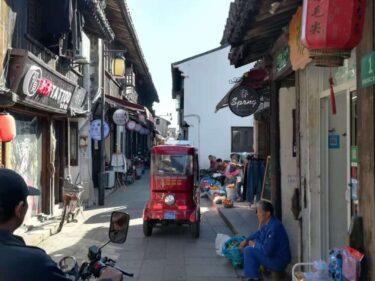 観光客の知らない上海のローカル水郷『新場古鎮』への行き方